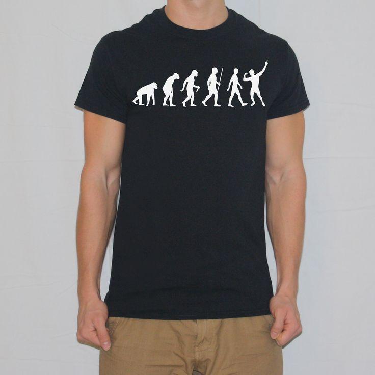 Zyzz Evolution T-shirt designed by Ripped Generation! #Zyzz #RippedGeneration #GymWear #GymApparel #Evolution