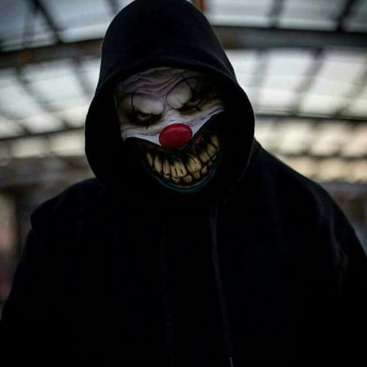 Злые маски картинки на аву