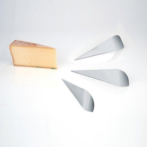 Alessi Antechinus Cheese Knife - Questo Design