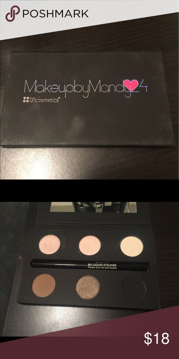 Bh cosmetics palette Brand new! bh cosmetics Makeup Eyeshadow