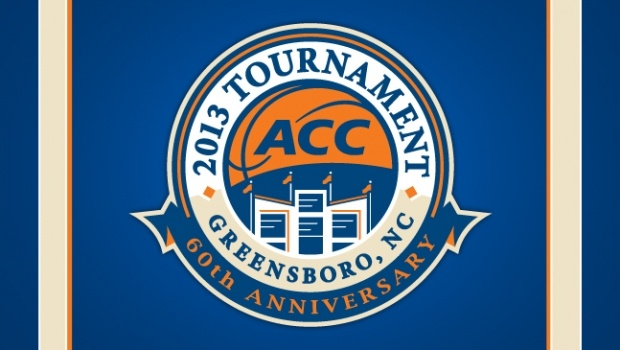 2013 ACC Tournament logo (NCAA Men's Divison I Basketball)