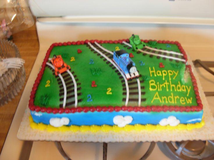 Thomas Cake ~Julie's Cakes