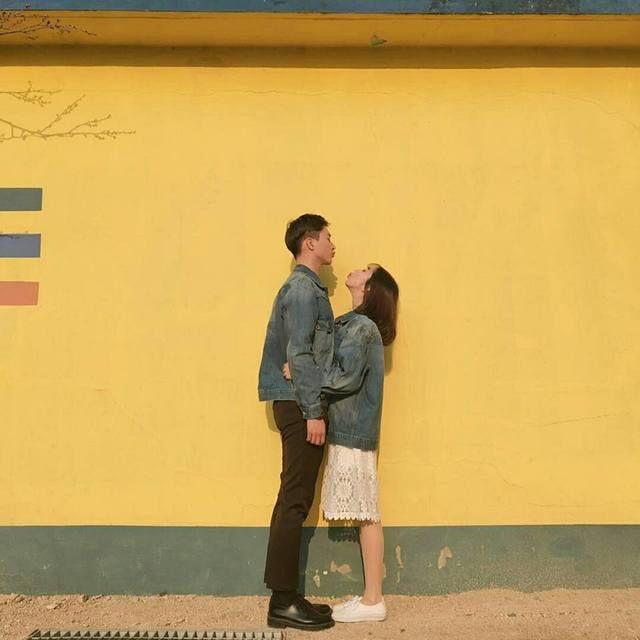20 ไอเดียแฟชั่นสไตล์คู่รัก กับ การโพสท่าคิ้วท์ๆ ของคู่รัก... รูปที่ 8|SistaCafe
