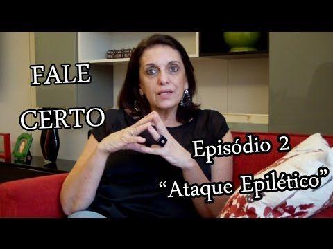 "Alto Astral News: FALE CERTO - EPISÓDIO 2: ""ATAQUE EPILÉTICO"""