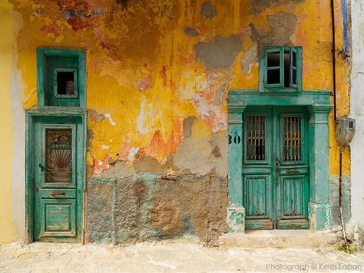 Pyrgi, Chios  Photograph © Keith Laban