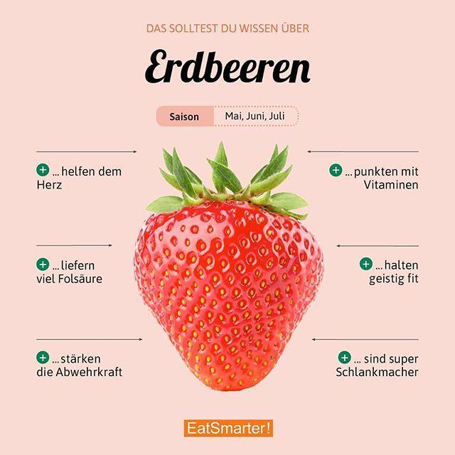 Bald ist Erdbeer-Zeit! Was werdet ihr als erstes b…