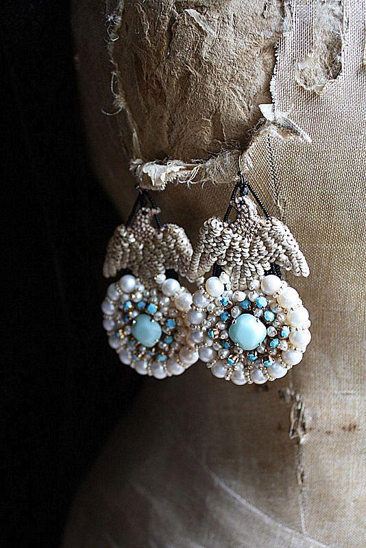 I r e n a G a s h a earrings