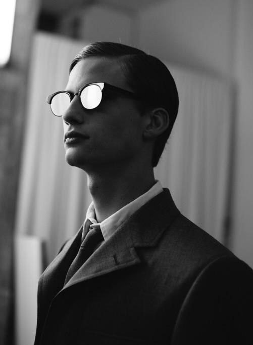Jan Purski - Thom Browne, SS16