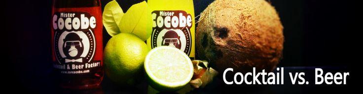 """Mr.Cocobe vermischt den Bereich von Cocktail und Bier. Wir sind Spezialist für haltbare, """"Ready to Drink""""  Cocktails und möchten unser Angebot um ein neues Getränk erweitern.Das herbe Bier vermischt mit dem süßen und fruchtigen Aroma der Co..."""