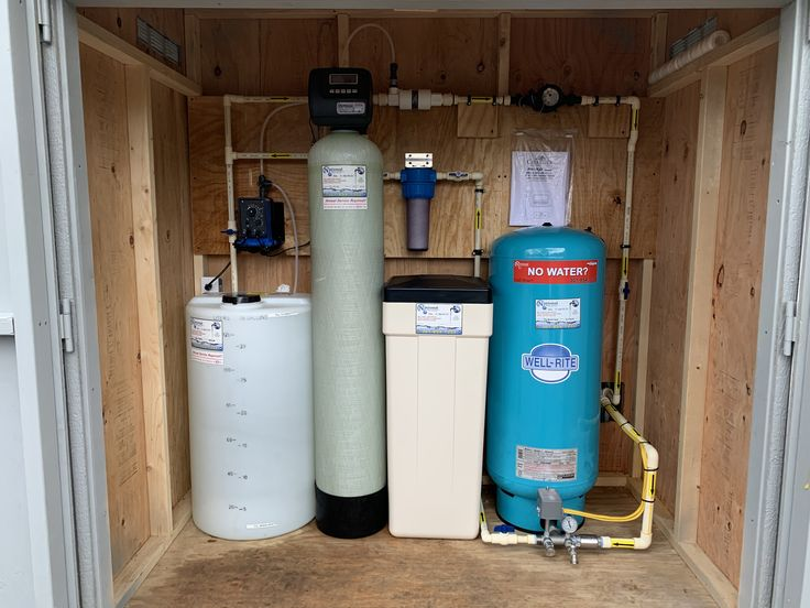 Home (With images) Water softener, Water treatment