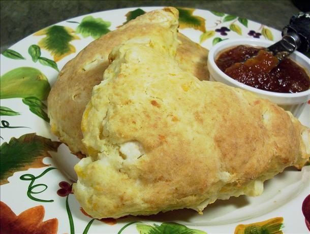Apple Cheddar Scones | Recipe