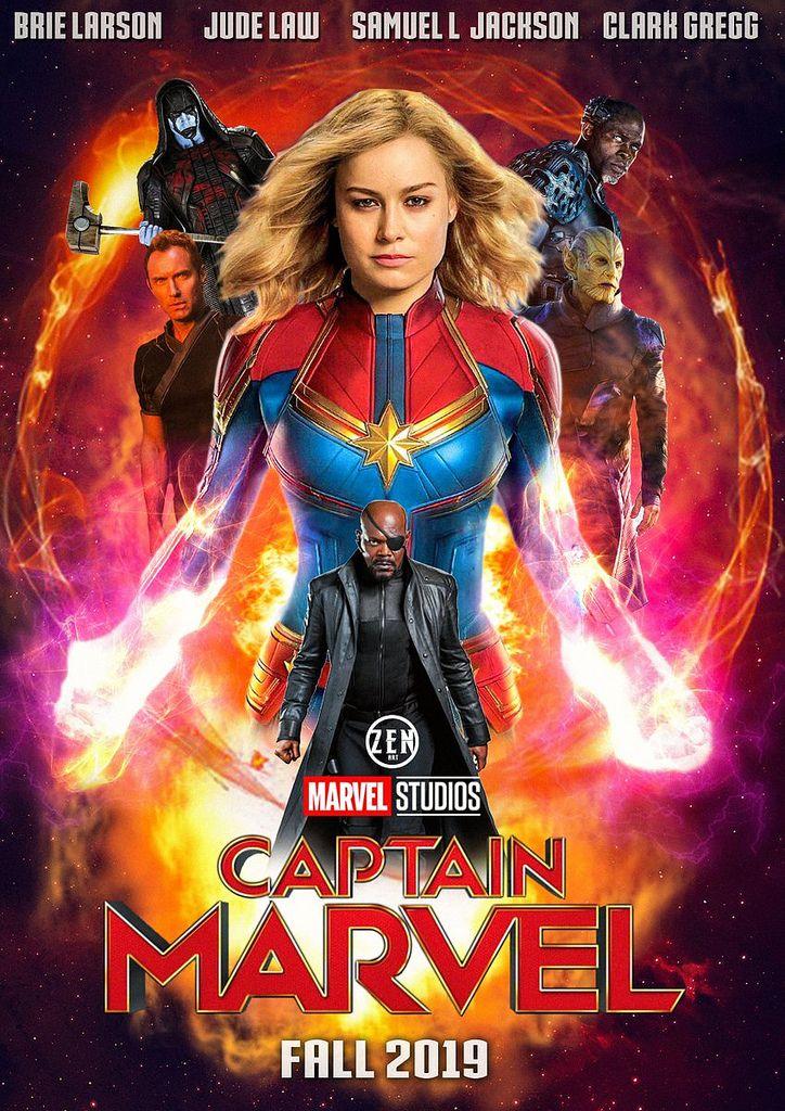 Captain Marvel Streaming English : captain, marvel, streaming, english, Watch, Captain, Marvel, Marvel,, English, Movies,