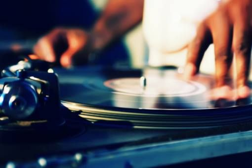 Not me but my Instrument, Turntables.