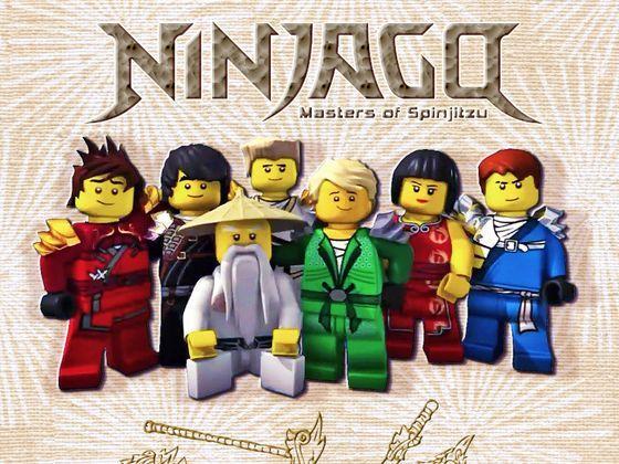 Which Ninjago Character Are You Mine Lego Ninjago