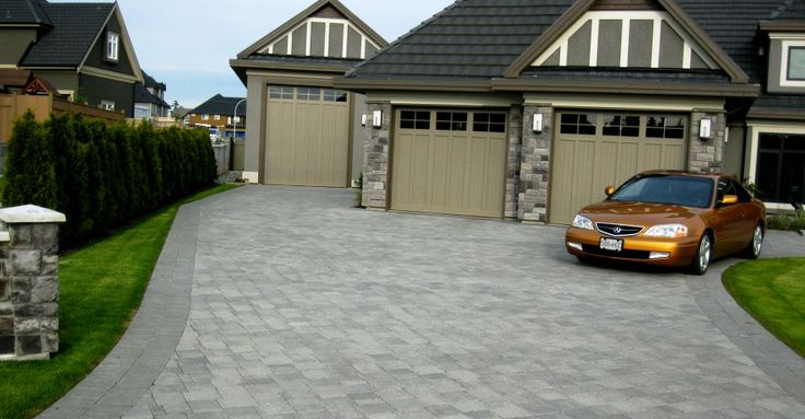 Paved Driveway in Richmond, BC
