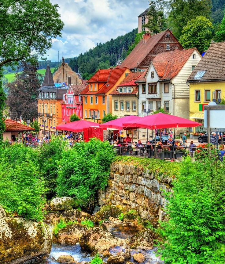 10 Fairy Tale Towns In Germany #germanytravel