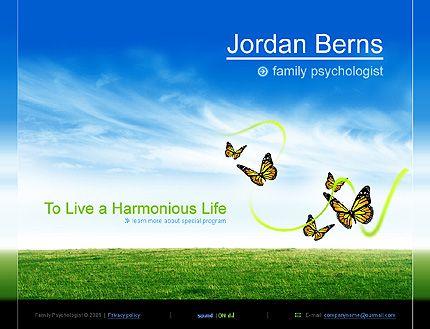Jordan Berns Flash Templates by Delta