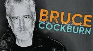 Don't miss Bruce Cockburn at the Butchart Gardens in Victoria this August!