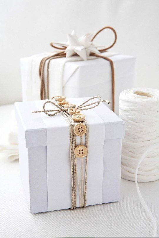 The early bird gets the worm. And if the early bird has stocked up on all the random little buttons and clothespins she's found... well then she's going to be dressing up some very beautiful gifts when the holidays roll around.