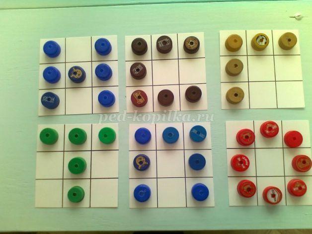 Развивающая игра для детей 5-8 лет