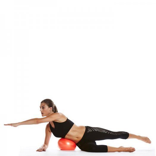 The Ultimate Barre Burn Workout   B Barre   Pilates workout