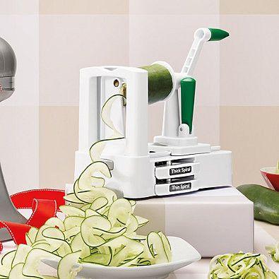 Spiral Vegetable Cutter Slicer – Zarnix