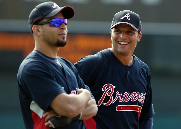Martin Prado and his precious smile. sooo cute just had to add some of his photos as a brave!