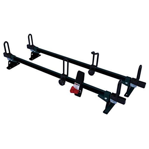 "Vantech Universal Pickup Topper M2000 Ladder rack w/ 72"" Bar Steel"