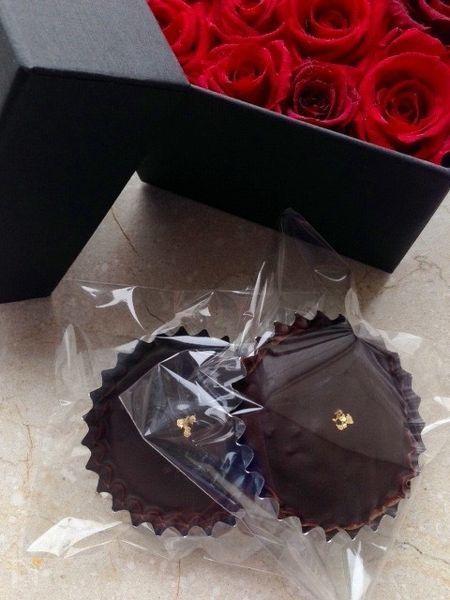 ザッハトルテ風 チョコケーキ