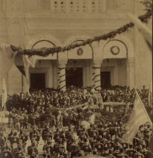 Ο πρώτος βασιλικός γάμος που τελέστηκε στην Ελλάδα ήταν του διαδόχου…