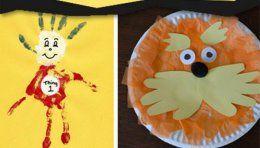 Dr. Seuss Crafts for Kids