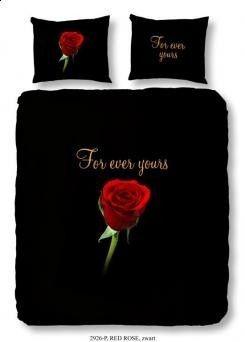 Home Style Dekbedovertrek 2926 Red Rose