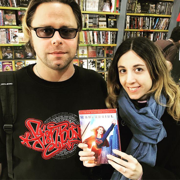 Supergirl, la prima stagione in DVD e Blu-Ray Disc su thrauma.it