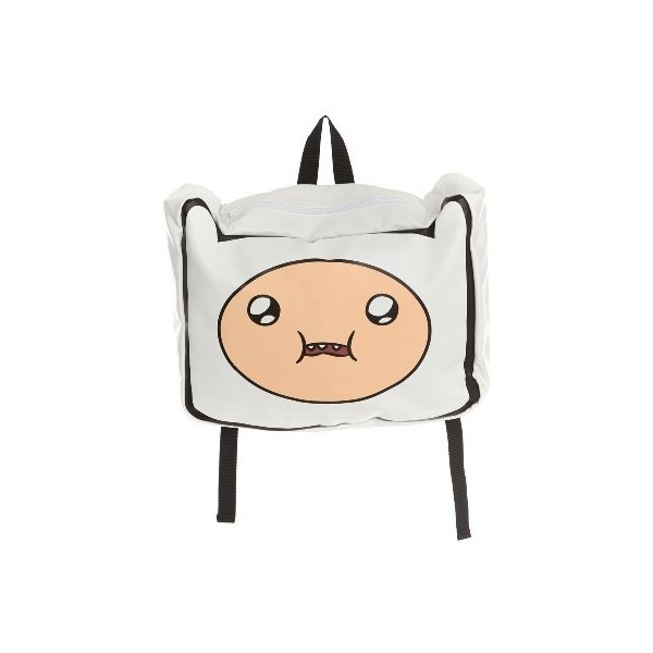 Amazon.com: Adventure Time Finn Backpack: Clothing ($28) ❤ liked on Polyvore