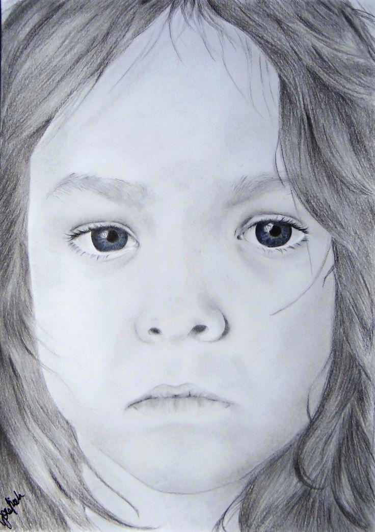 #drawing #portrait #sadgirl #natalijozefiak