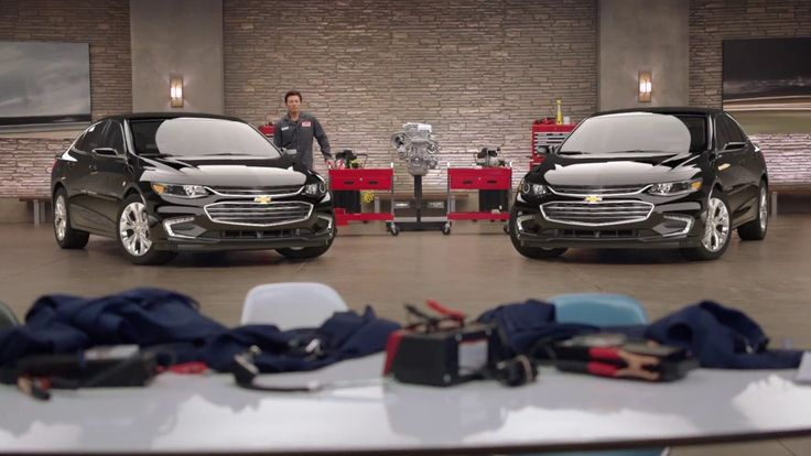 It's that easy to check your new Chevy!