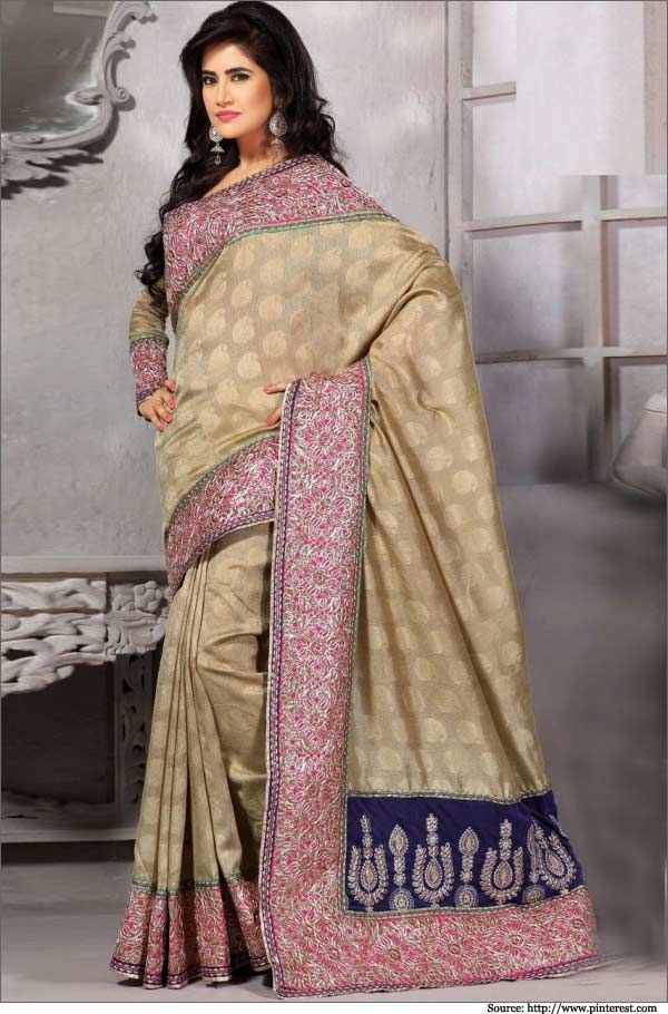 Indian Banarasi Silk Sarees Online | Pure Silk Sarees