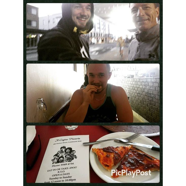 A morning #f45training #workout and really good authentic Italian #pizza for lunch. Another #perfectday in #sydney #australia #livingthedream #lifeisbeautiful #travel #agelikewine #HAVEAGREATDAY ! by agelikewinefitness http://www.australiaunwrapped.com/ #AustraliaUnwrapped