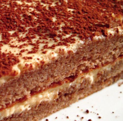Prăjitură cu blat şi cremă   Retete culinare - Romanesti si din Bucataria internationala