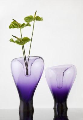Wielki mały wazon - fioletowy // Aleksandra Stencel