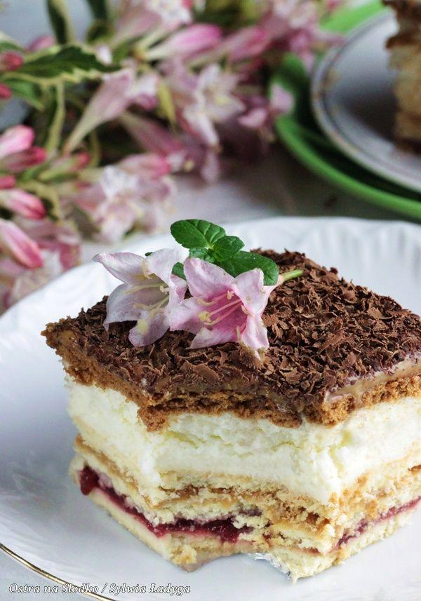 sernik na zimno , sernik toffi , ciasto bez pieczenia , sernik na herbatnikach…