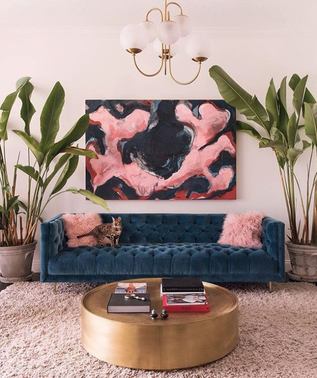 The Gold Round Coffee Table 12 Stylish Options Round Gold