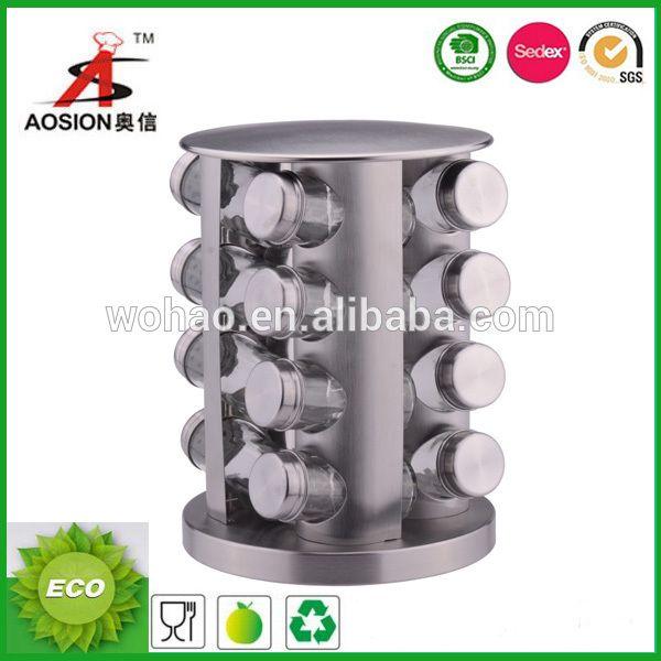 Horúci produkt z nerezovej ocele soľ a korenie, výhľad soľ a korenie set, Aosion Popis tovaru z Jiangmen Wohao Metal Product Co., Ltd. na Alibaba.com