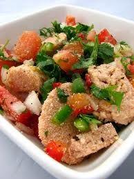 salada de ovas a algarvio