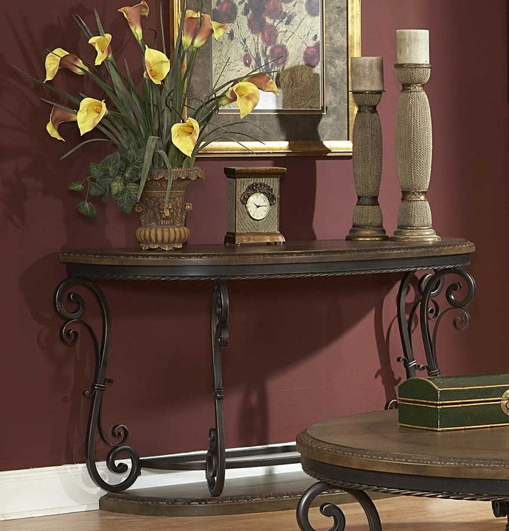 Fresh Entry Hall Table Height