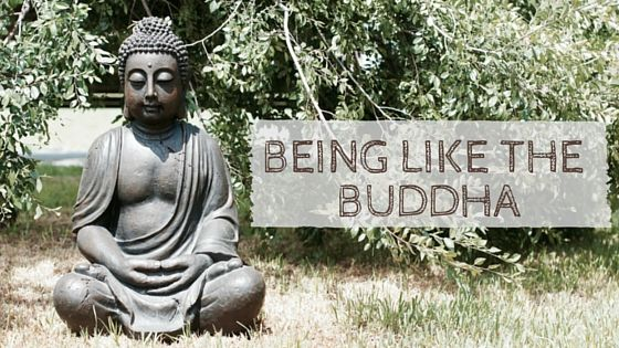Learning to meditate? Begin by being like the Buddha