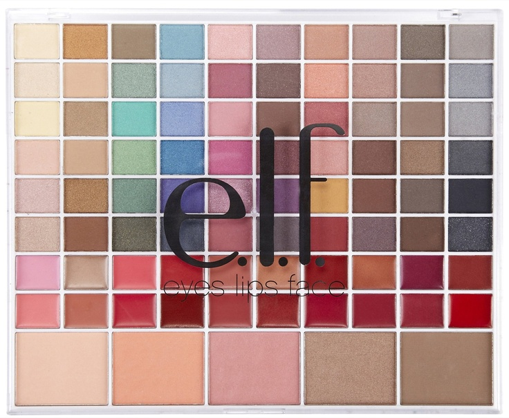 e.l.f. Studio Complete the Look Palette, 85 pc - Best Price: E L F, Studios, Price, Style, Palette, 85 Pc