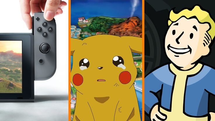 FarCry 5 Gamer  #Japan #LOVES #Nintendo #Switch + 6,000 #Pokemon #Player #BANS + Fallout's #Sex #Formula - The Know #News   #Nintendo #Switch is already doing well with Japanese consumers. Thousands of #Pokemon #Sun and #Moon players have been #banned from playing with others. Remember being a porn star in #Fallout 2? Well, there was a #formula to determine your sexiness. Maybe it works in real life too! Or not, because you're not made of numbers. Plus, Resident Evil 7 shippe