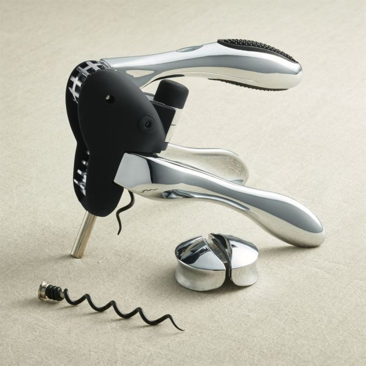 Rabbit ® Wine Opener 3-Piece Set | Crate and Barrel