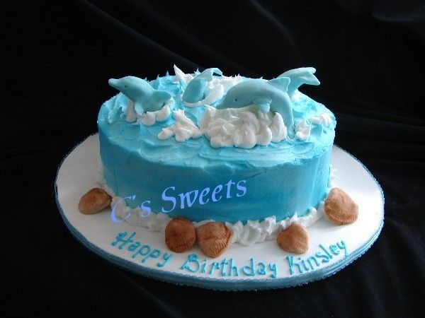 how to make ocean waves with gimpaste | ... dolphins and shells are made from a 50/50 mix of gumpaste and fondant